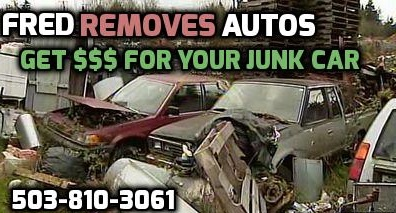 Sell your junk car in Milwaukie