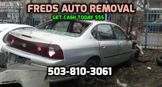 Cash for junk cars St Johns we buy junk cars st johns or sell my junk car st johns oregon