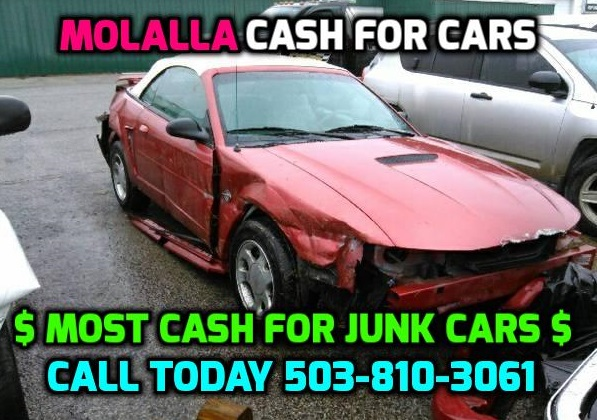 cash for cars molalla we buy cars molalla sell my car molalla free towing fast