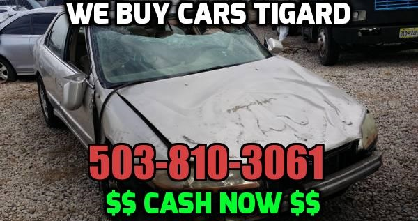 sell my junk car tigard we buy junk cars tigard cash for junk cars tigard oregon