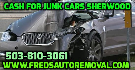 Sell my junk car Sherwood We Buy Junk Cars Sherwood Cash for Junk Cars Sherwood
