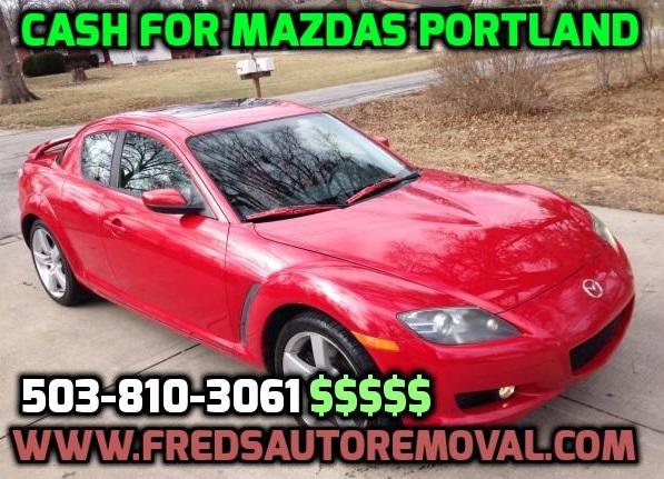 We buy Mazda Cars Portland Sell My Mazda Portland Cash for Mazda Cars Portland Mazda Auto Buyer