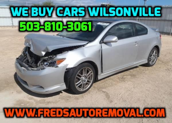 Cash for Cars Wilsonville Sell My Car Wilsonville We Buy Cars Wilsonville