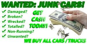 We buy junk cars kansas city cash for junk cars kansas city