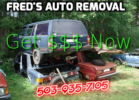 Cash for junk cars Beaverton We buy junk cars Beaverton OR Sell my junk car Beaverton Oregon