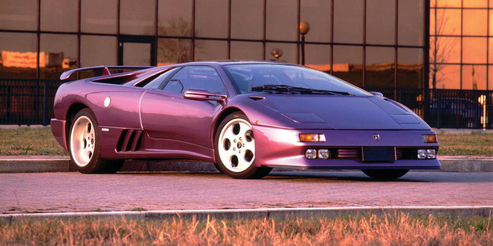 Cash for Junk Lamborghini diablo