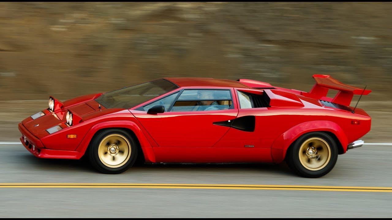 cash for junk Lamborghini Countach