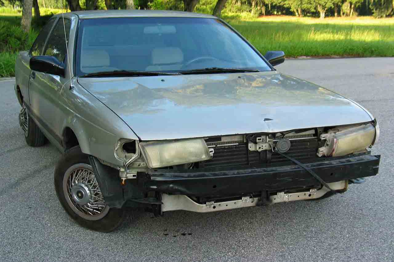 cash for junk Nissan